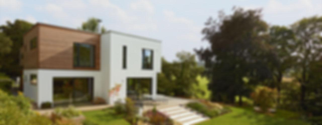 Luxus-Designhaus in England Bau-Fritz GmbH & Co. KG Moderne Häuser