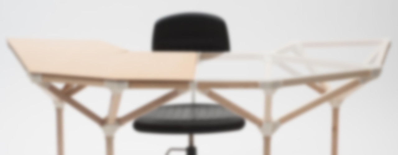 Le bureau ergonomique personnalisé Danko Radulovic BureauBureaux