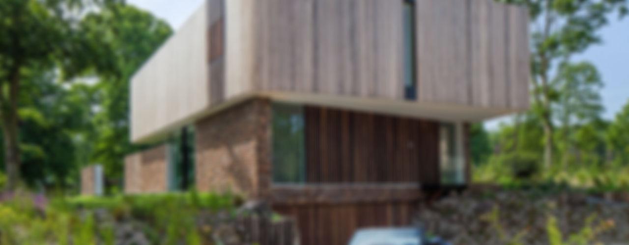 123DV Moderne Villa's Moderne Häuser