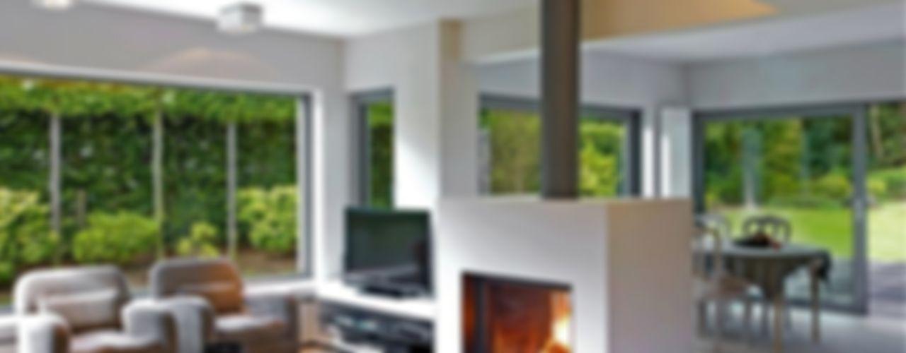 Öfen Ofenstudio Hanisch WohnzimmerKamin und Zubehör