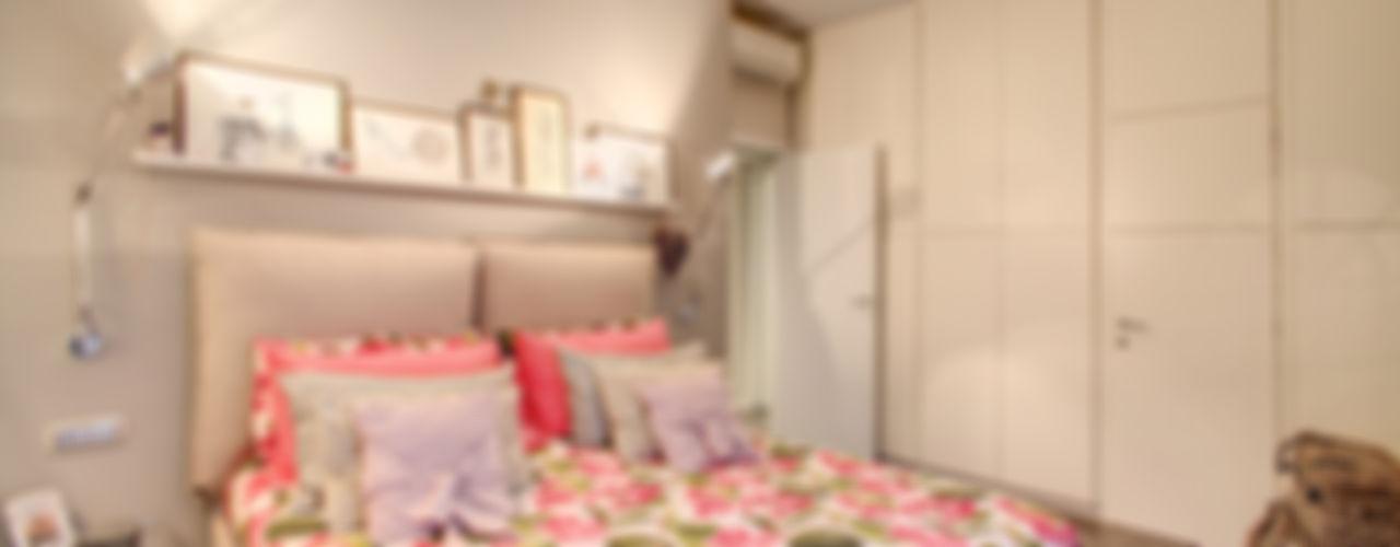 MOB ARCHITECTS غرفة نوم