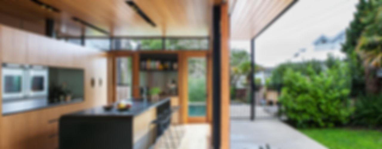 Marine Parade Dorrington Atcheson Architects Cozinhas modernas