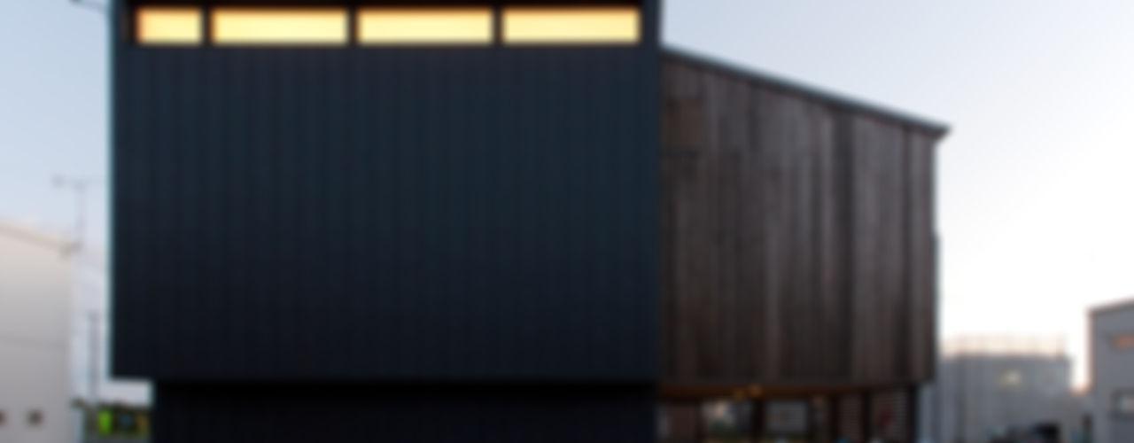 一級建築士事務所 Atelier Casa Rumah Modern