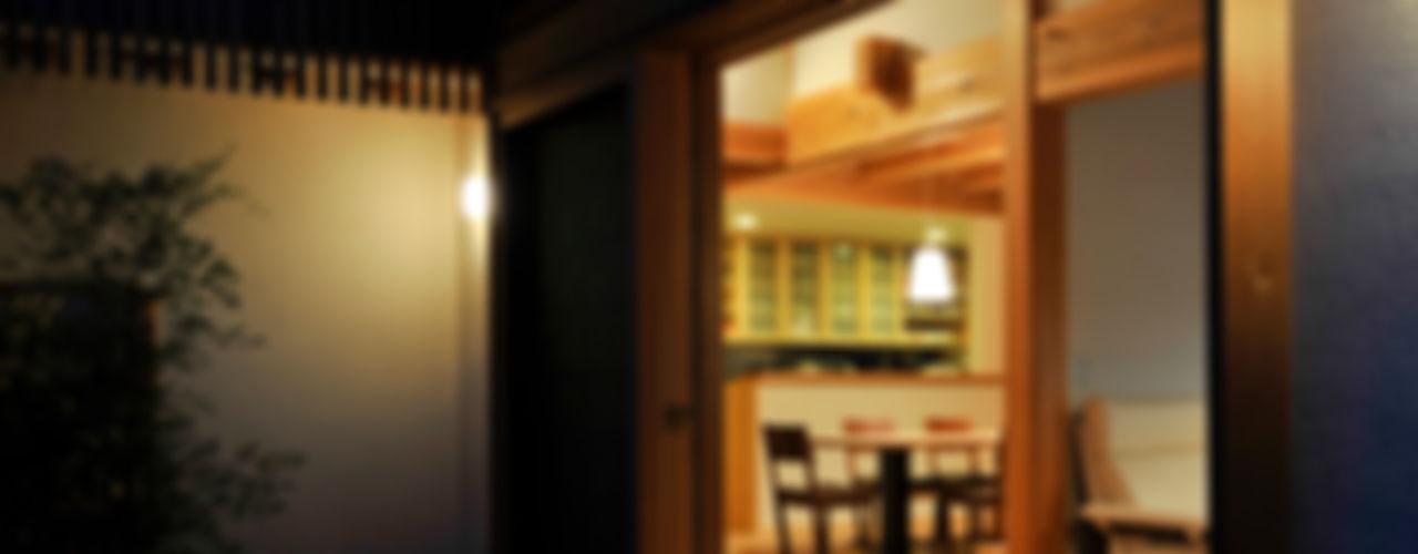 アトリエきらら一級建築士事務所 現代房屋設計點子、靈感 & 圖片
