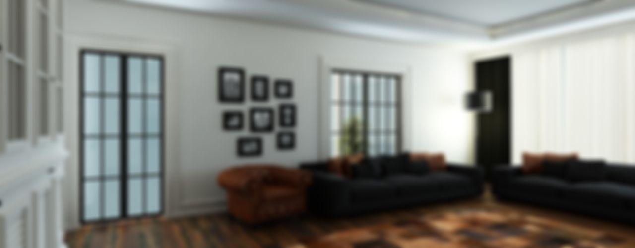 Niyazi Özçakar İç Mimarlık Living room