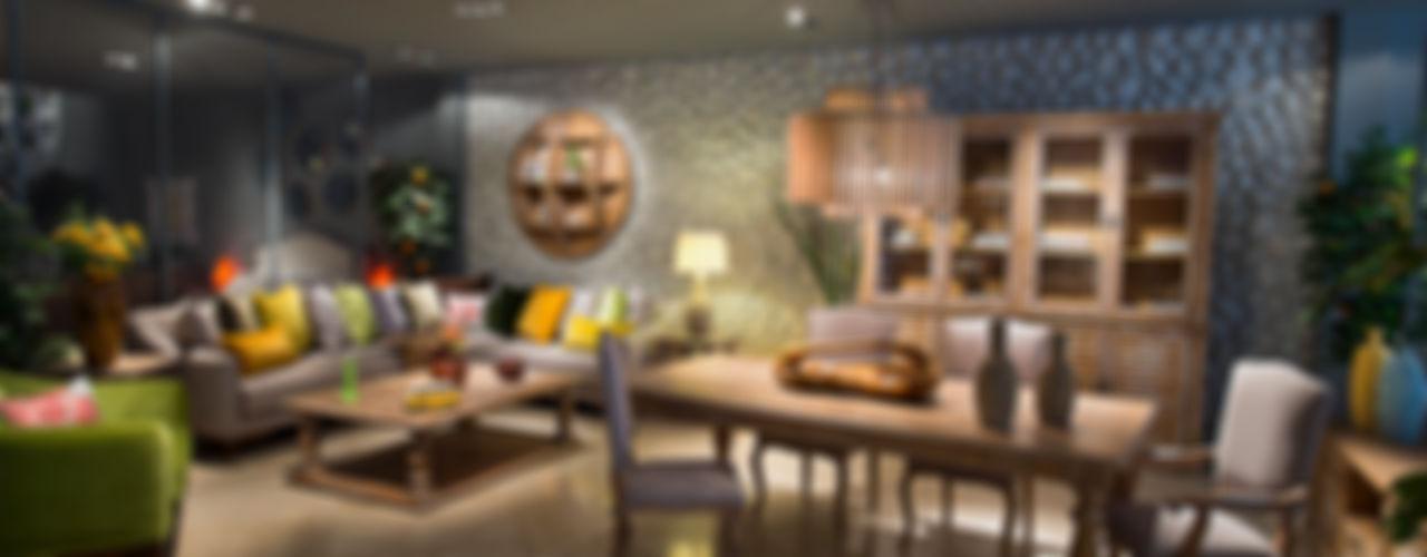 KUTA HOME Kuta Home Rustik Yemek Odası