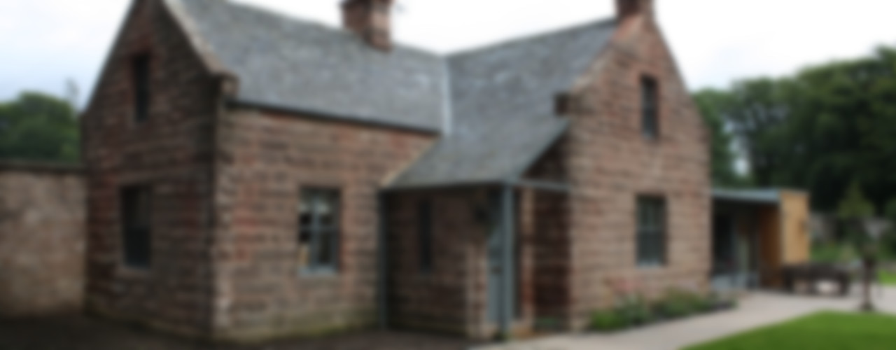 Garden House Architects Scotland Ltd Country style houses