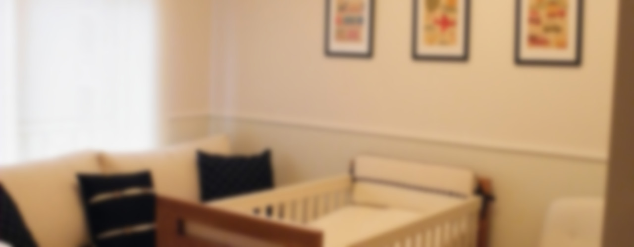 homify Dormitorios infantiles de estilo moderno