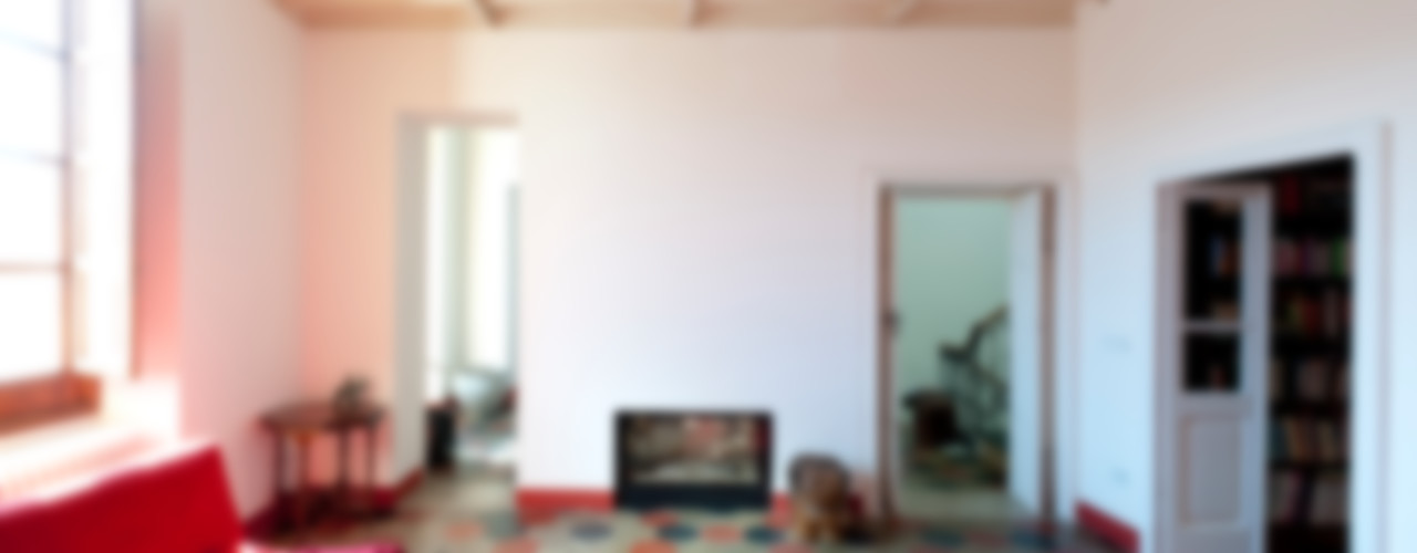 Officina29_ARCHITETTI Modern living room