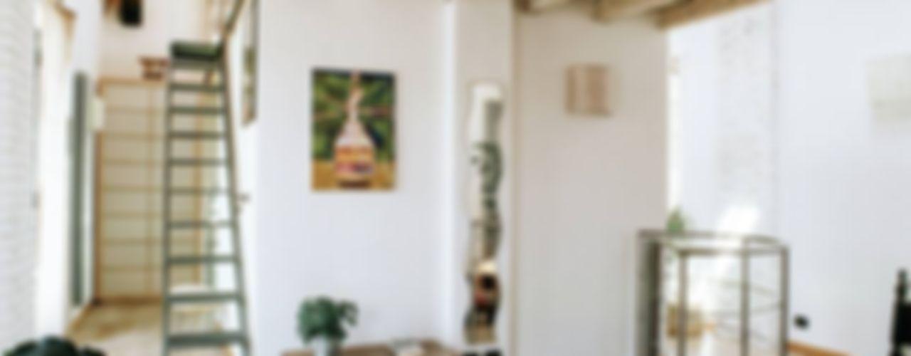 orlandini design sas Dormitorios de estilo ecléctico
