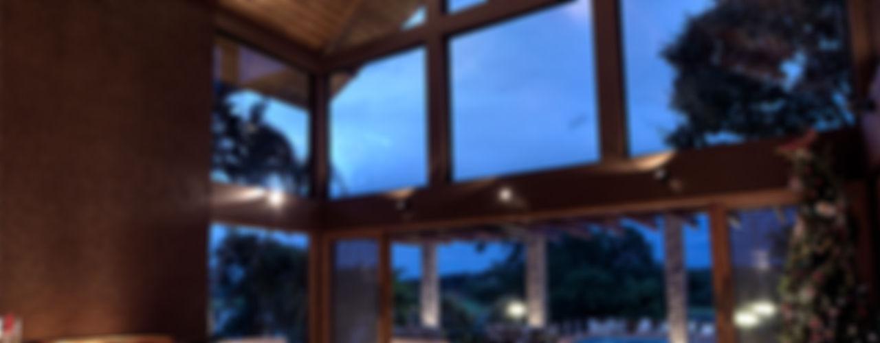 Olaa Arquitetos Salones rurales