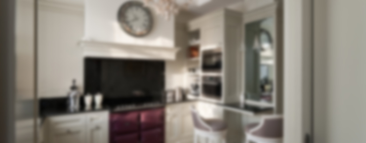 А-Дизайн Eclectic style kitchen