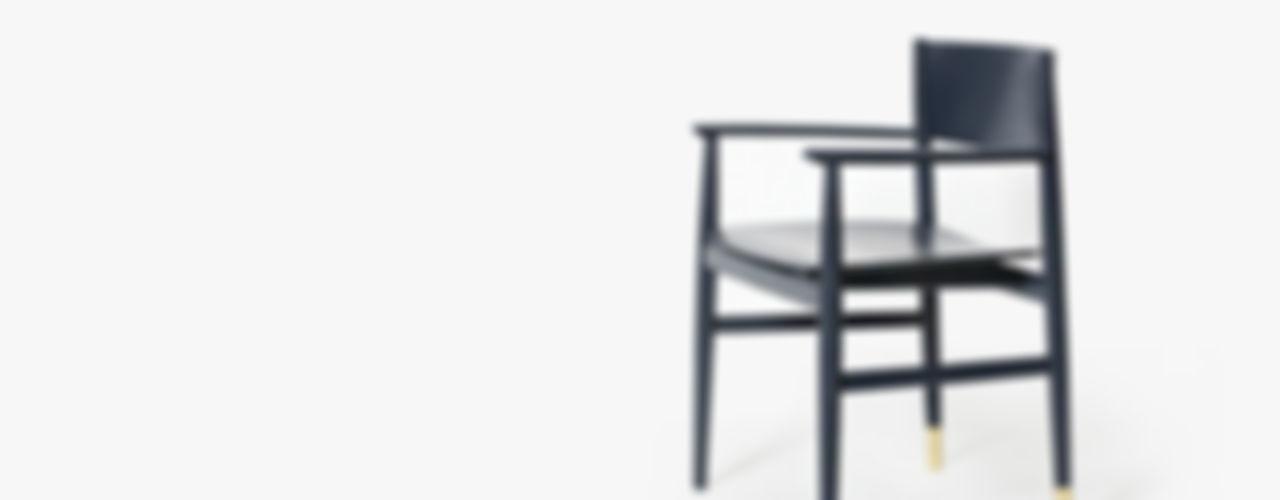 Wooden Furniture TANT DESIGN_땅뜨디자인 서재/사무실의자