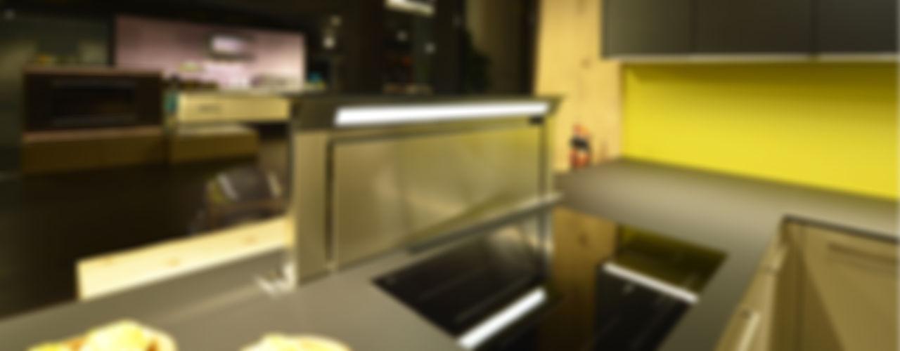 Archidé SA interior design CozinhaProdutos eletrónicos