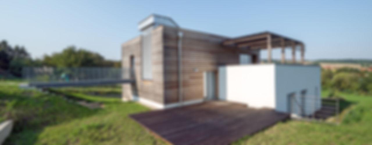Abendroth Architekten Moderne huizen