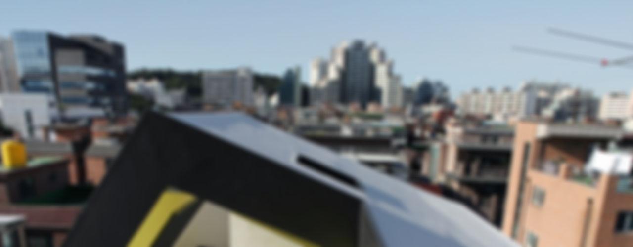 designband YOAP Balcones y terrazas escandinavas
