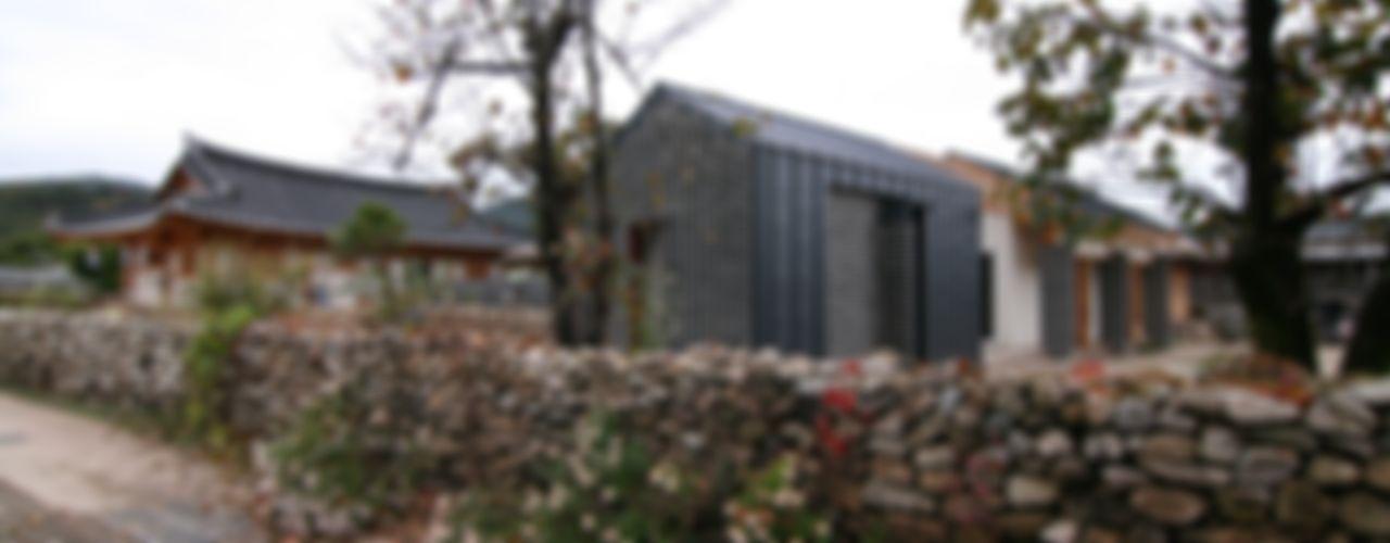 은재네 돌담집 201 건축사사무소 컨트리스타일 주택