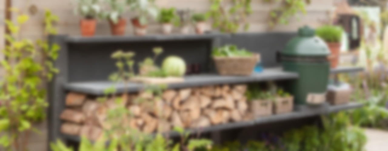 NewLook Brasschaat Keukens Country style garden
