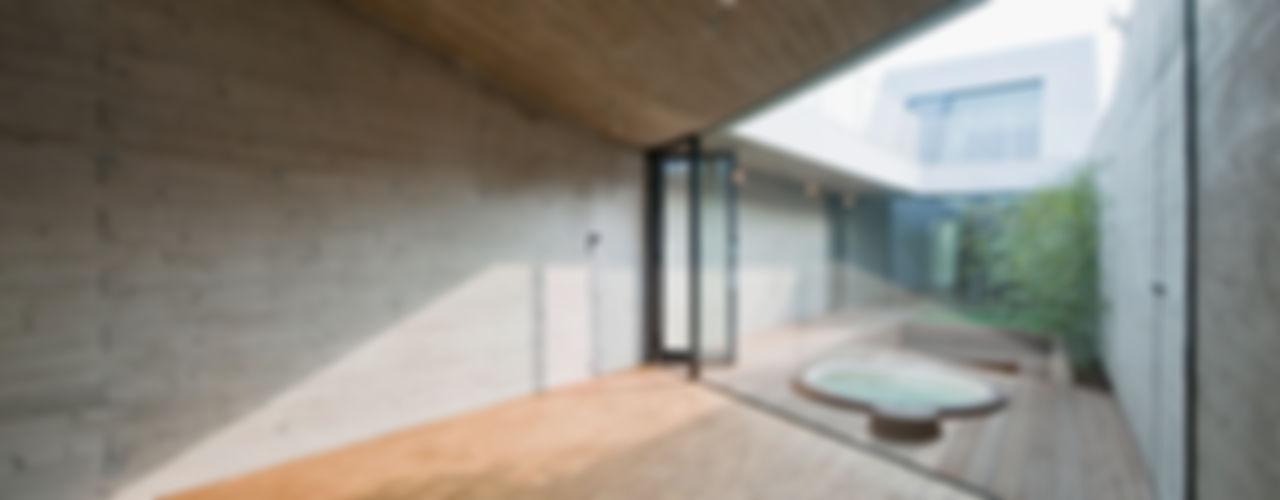 cj_5 - housing in urban density Caramel architekten Ausgefallene Arbeitszimmer