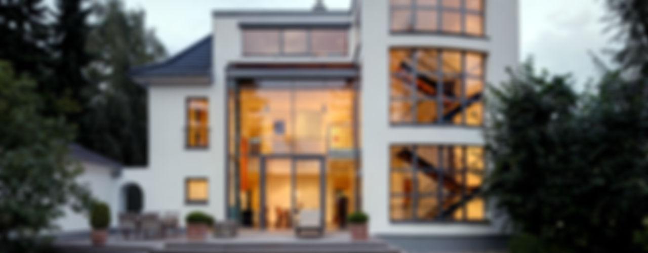Architekturbüro Lehnen Casas modernas: Ideas, imágenes y decoración