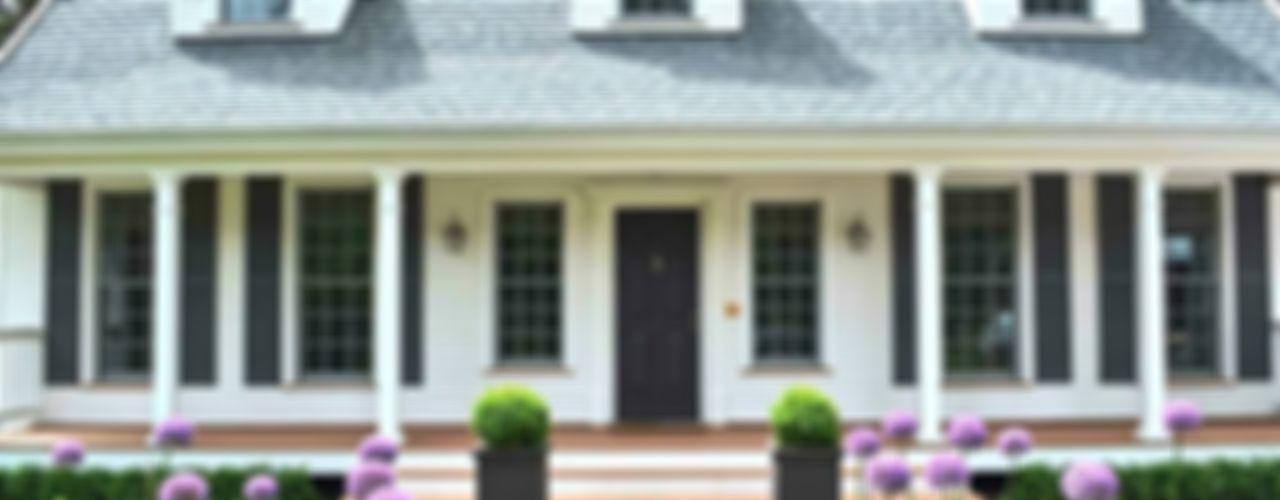THE WHITE HOUSE american dream homes gmbh Дома в стиле кантри