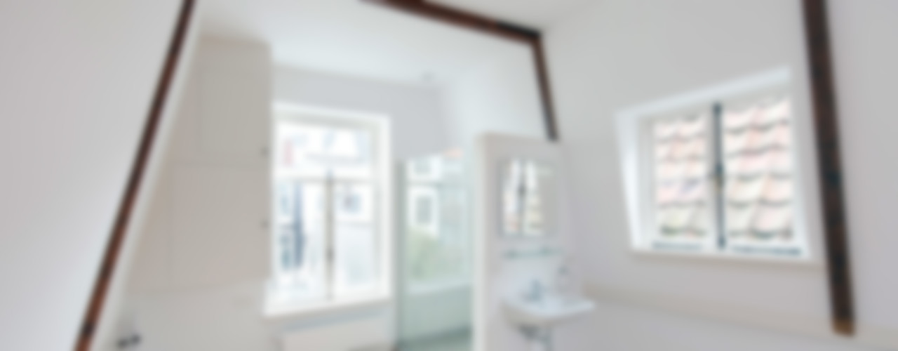Architectenbureau Vroom Classic style bedroom