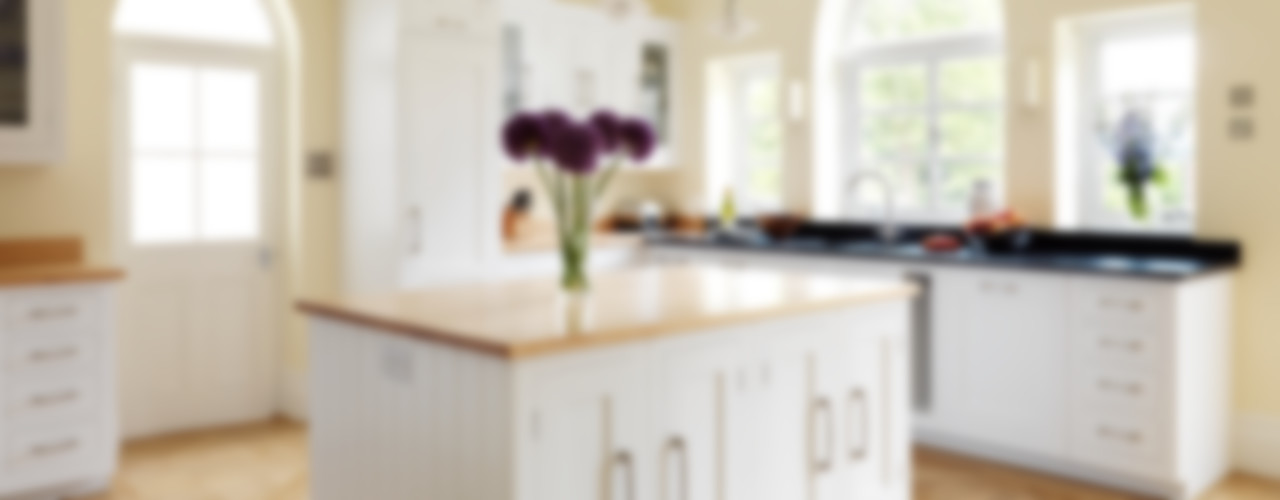 Our Kitchens Harvey Jones Kitchens Cucina in stile classico