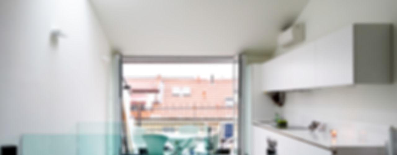 Sky Apartment PLANAIR ® Soggiorno minimalista