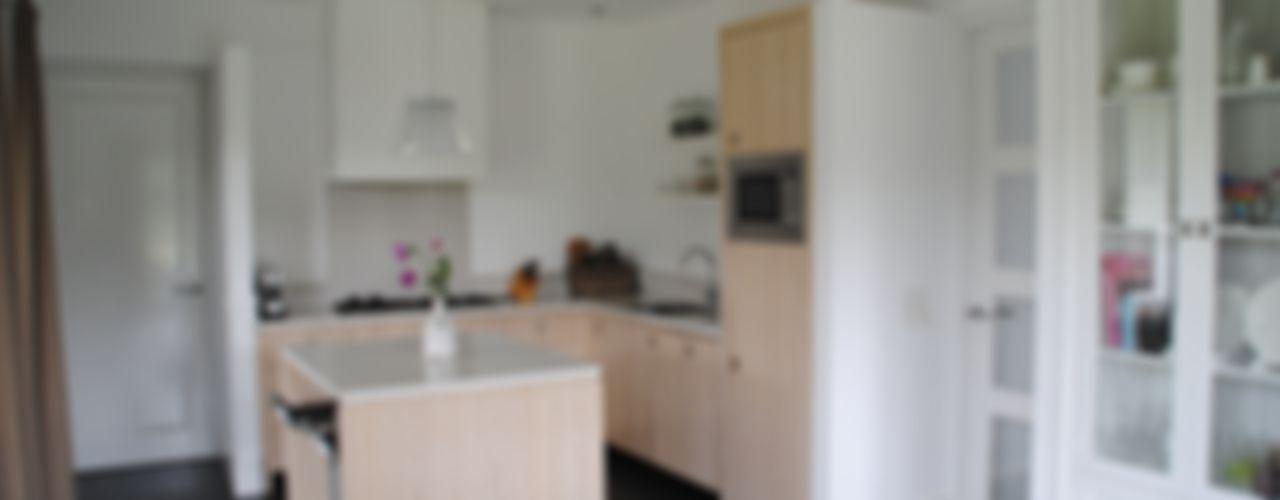 halma-architecten Moderne Küchen