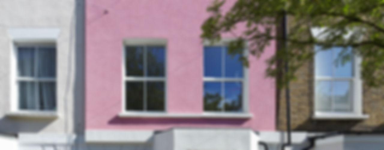 Islington House Neil Dusheiko Architects 테라스 주택