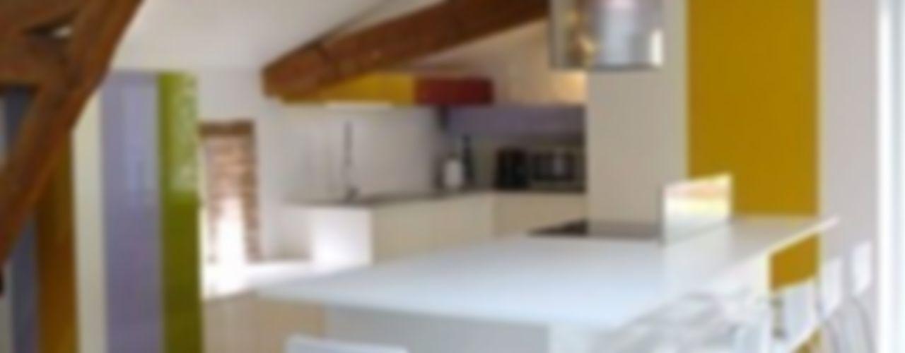 Modularoom Cocinas de estilo moderno