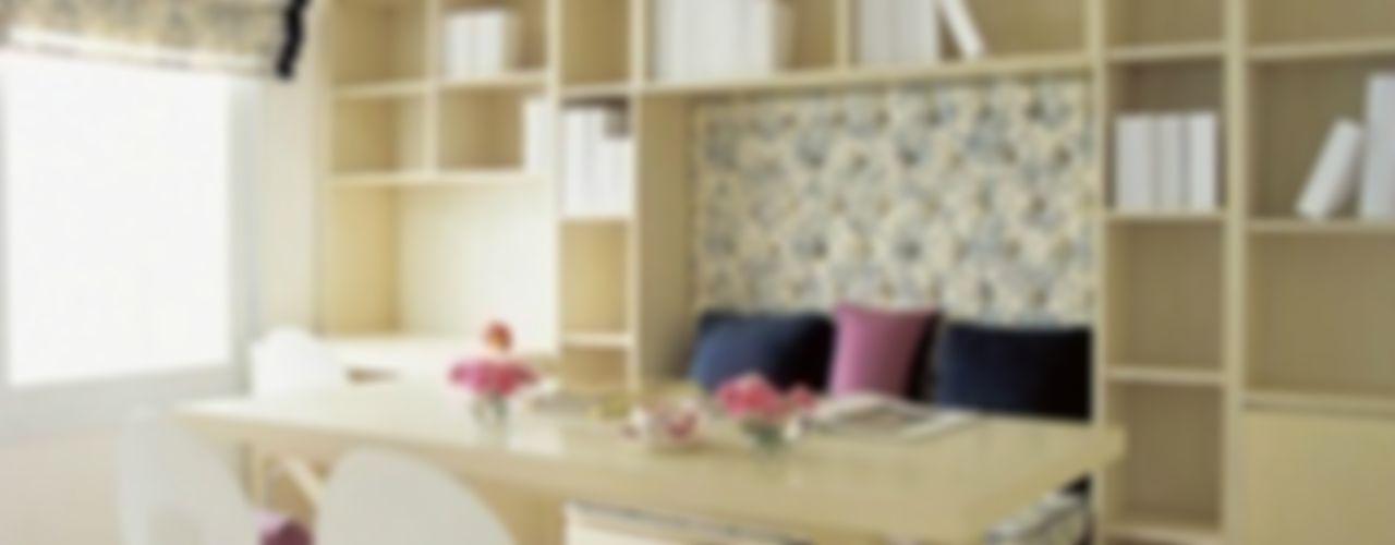 가족을 위한 L 아파트 참공간 디자인 연구소 모던스타일 서재 / 사무실