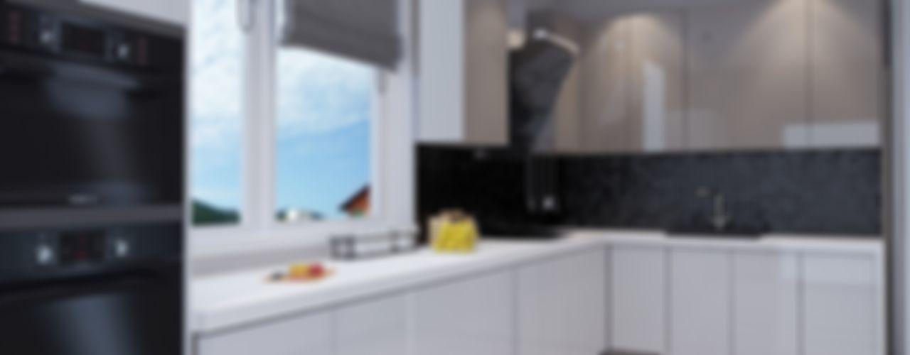 Design Projects Cozinhas minimalistas
