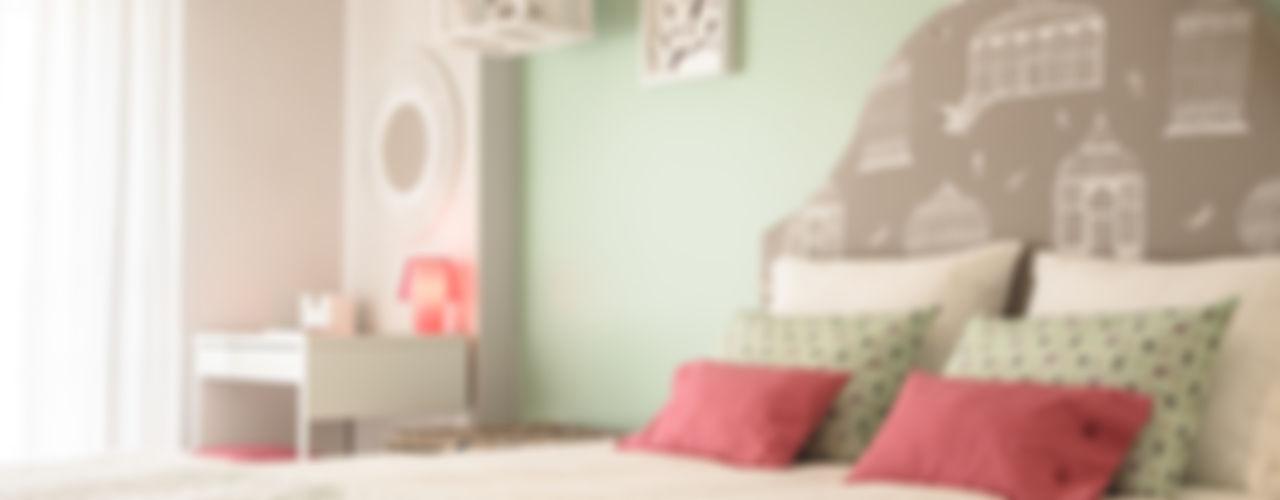 MUDA Home Design Kamar Tidur Gaya Country