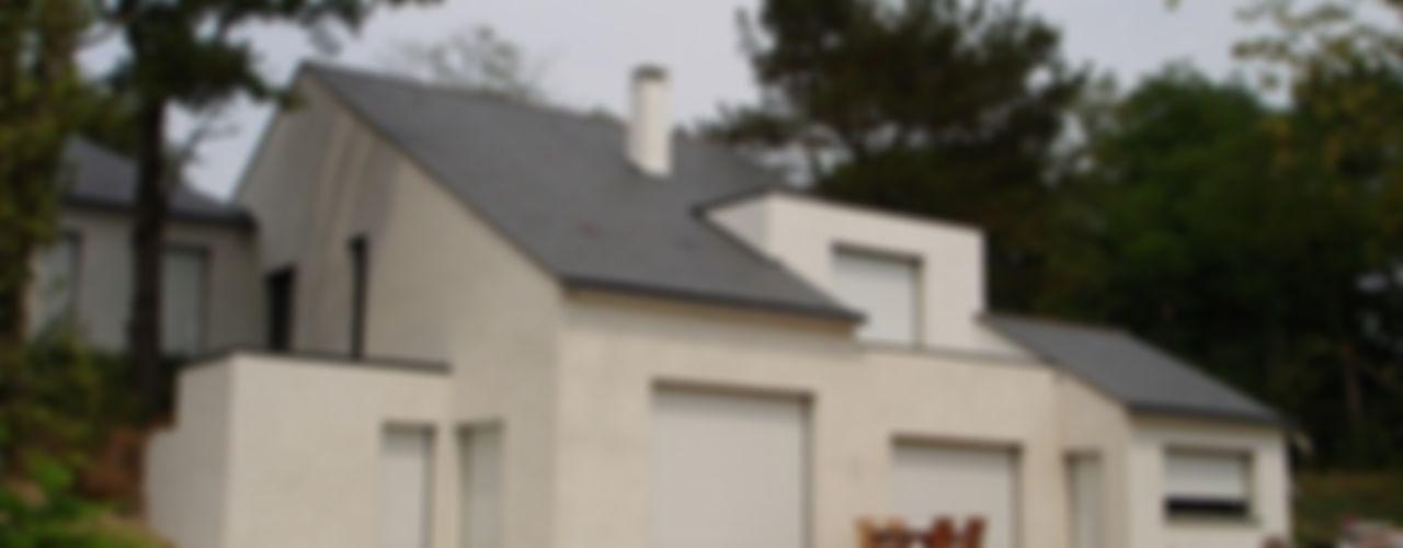 Archimat Creation Casas estilo moderno: ideas, arquitectura e imágenes