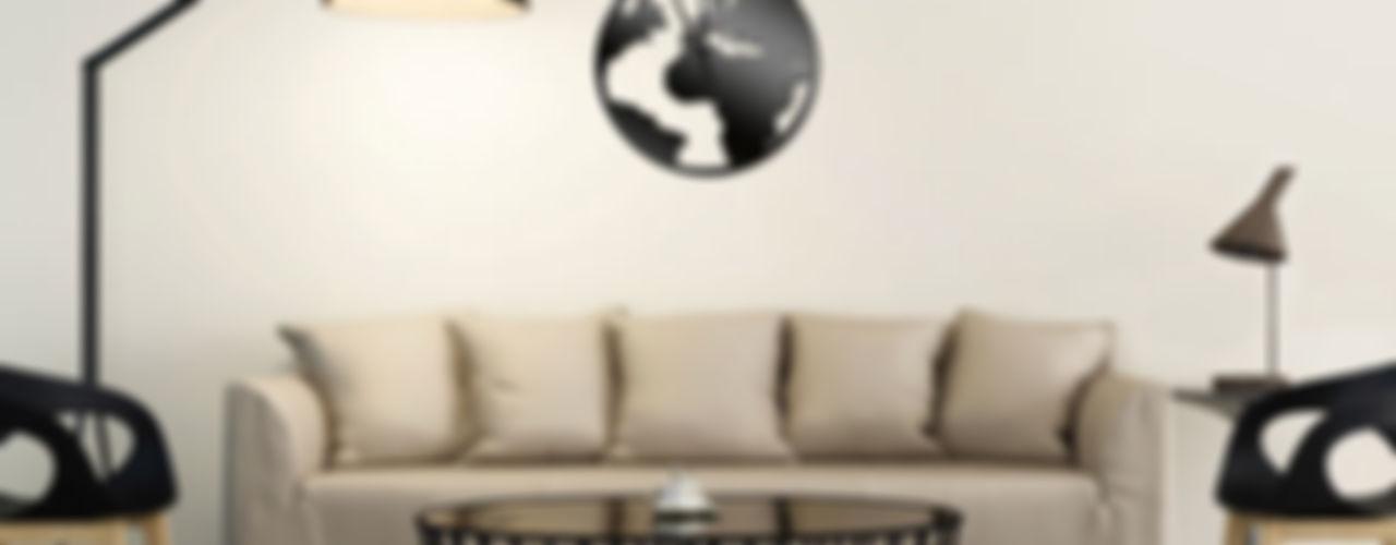 Acrylglas-Uhren K&L Wall Art Wände & BodenWanddekorationen
