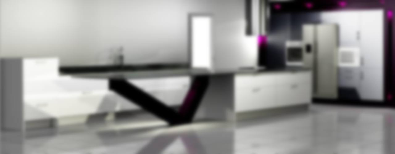 A.C Agencement Modern kitchen