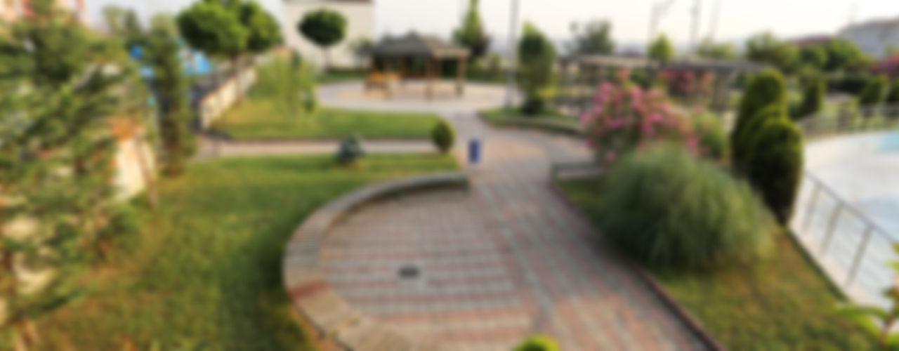 asis mimarlık peyzaj inşaat a.ş. Mediterraner Garten