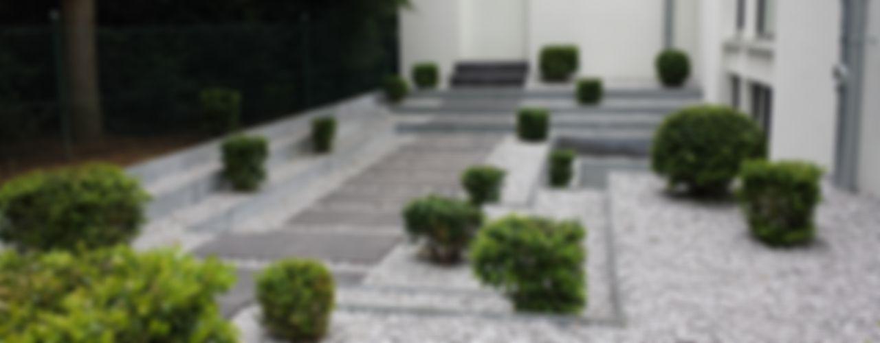 Hausgarten Peek - Cube Garden SUD[D]EN Gärten und Landschaften Moderner Garten