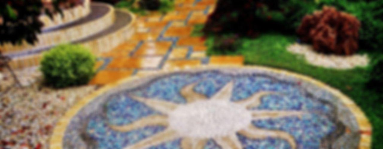 Neues Gartendesign by Wentzel Taman Gaya Mediteran