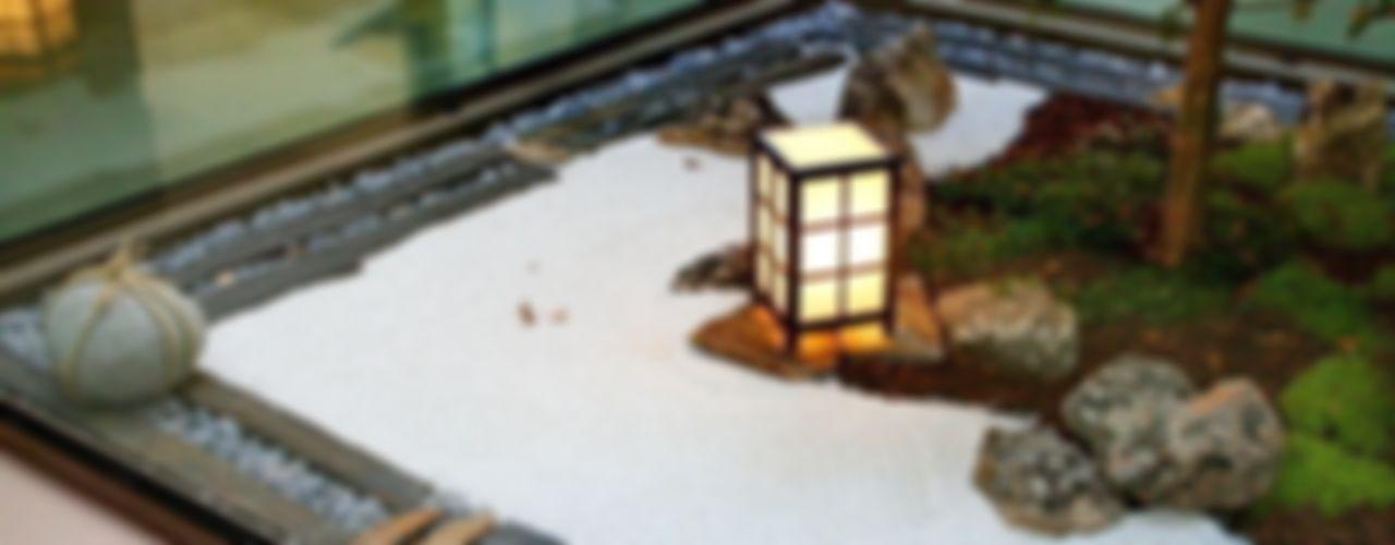 Jardines Japoneses -- Estudio de Paisajismo حديقة Zen