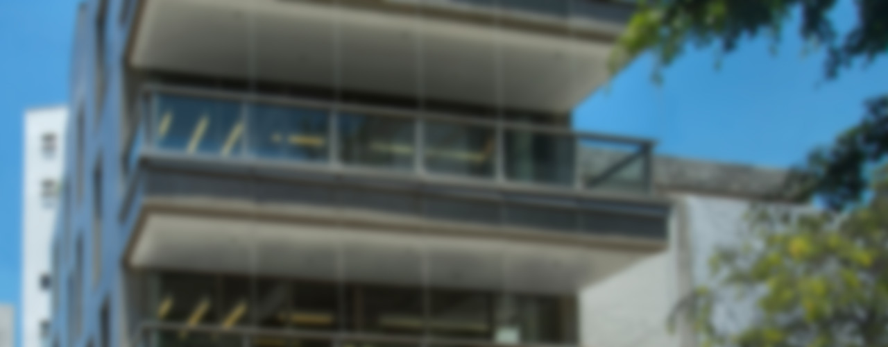 Gisele Taranto Arquitetura Modern office buildings