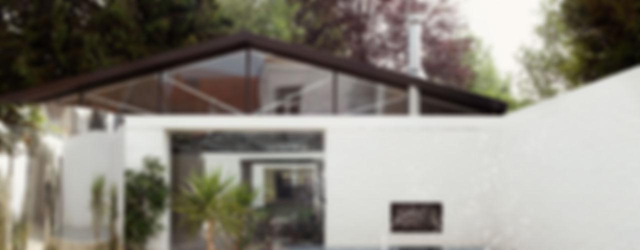 OFFICE 56: Weekend House OFFICE Kersten Geers David Van Severen Jardin d'hiver original