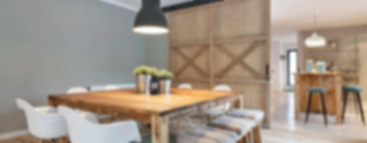 Dröm Living Phòng ăn phong cách Bắc Âu