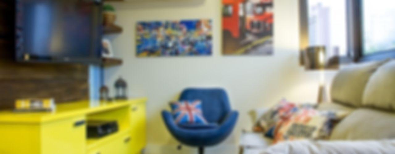 D`Vita - Marcenaria 客廳電視櫃
