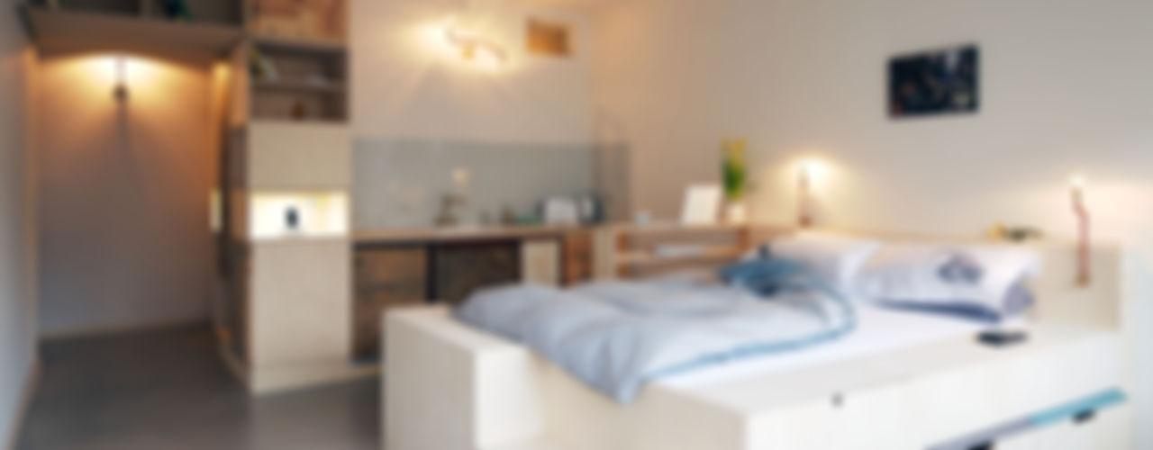 homify Ausgefallene Schlafzimmer