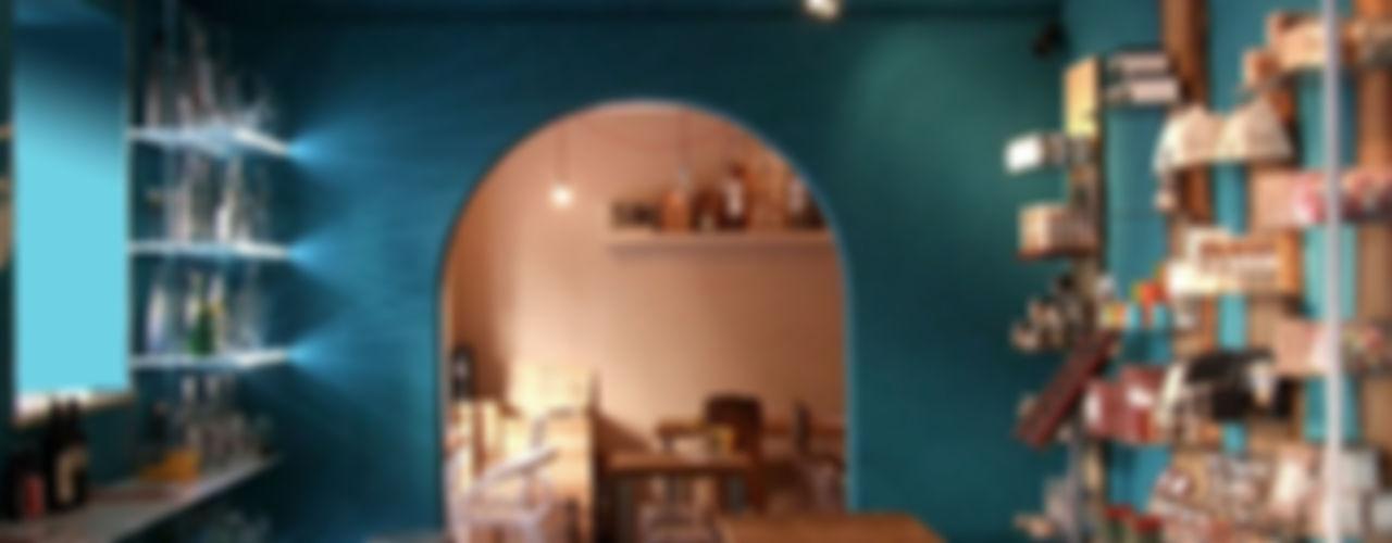 Gusto dop & doc Laura Canonico Architetto Gastronomia in stile eclettico