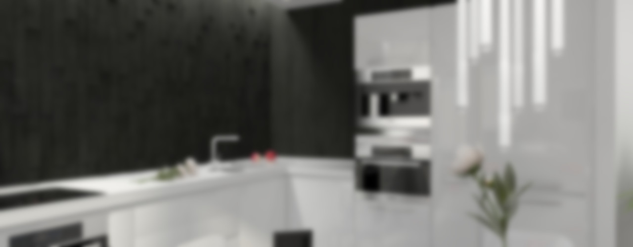 Дизайнер интерьера Наталья Жукова Minimalist kitchen
