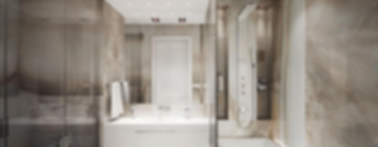 DenisBu Minimalist style bathrooms