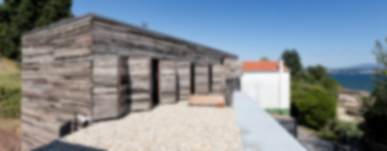 Dezanove House Inaki Leite Design Ltd. Varandas, marquises e terraços modernos